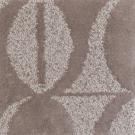 Handtuftad matta Aster Vintage Dahlia Cement.