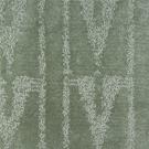 Handtuftad matta Aster Vintage Kalla Aqua Green.
