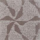 Handtuftad matta Aster Vintage Lilja Cement.