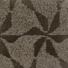 Handtuftad matta Aster Vintage Lilja Sage Green.