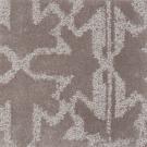 Handtuftad matta Aster Vintage Pilar Cement.