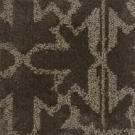 Handtuftad matta Aster Vintage Pilar Sage Green.