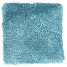 Handtuftad matta Astro, färg Aqua.