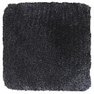 Handtuftad matta Astro, färg Black Gold.