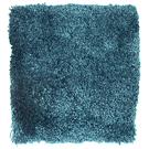 Handtuftad matta Astro, färg Blue Coral.