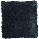 Handtuftad matta Astro, färg Deep Blue.