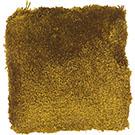 Handtuftad matta Astro, färg Deep Gold.