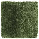 Handtuftad matta Astro, färg Forest Green.