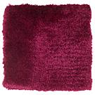 Handtuftad matta Astro, färg Fuchsia.