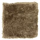 Handtuftad matta Astro, färg Golden brown.
