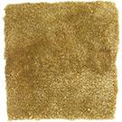 Handtuftad matta Astro, färg Honey.