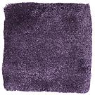 Handtuftad matta Astro, färg Lilac.
