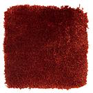 Handtuftad matta Astro, färg Mandarin Red.