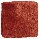 Handtuftad matta Astro, färg Mango.