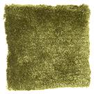 Handtuftad matta Astro, färg Olive Green.