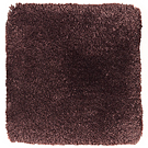 Handtuftad matta Astro, färg Rosy Brown.