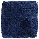 Handtuftad matta Astro, färg Royal Blue.