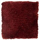Handtuftad matta Astro, färg Ruby Red.