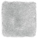 Handtuftad matta Astro, färg Silver Grey.