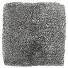 Handtuftad matta Astro, färg Steel Grey.