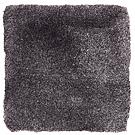Handtuftad matta Astro, färg Taupe Grey.