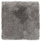 Handtuftad matta Astro, färg Venetian Silver.