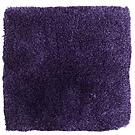 Handtuftad matta Astro, färg Violet.