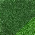 Handtuftad matta Bevel, färg Green, design av Luca Nichetto.