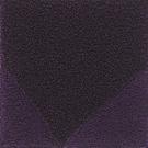 Handtuftad matta Bevel, färg Purple, design av Luca Nichetto.