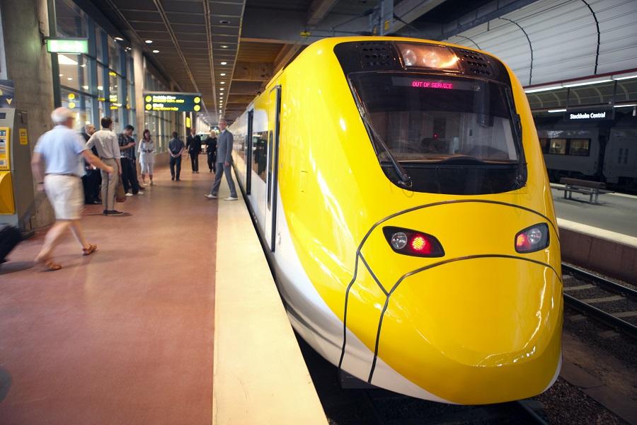 Arlanda Express.