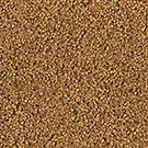 Handtuftad matta Linn, färg Gold.
