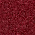 Handtuftad matta Linn, färg Red.