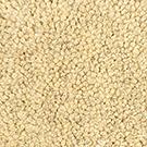 Handtuftad matta Vega Natural, färg 101.