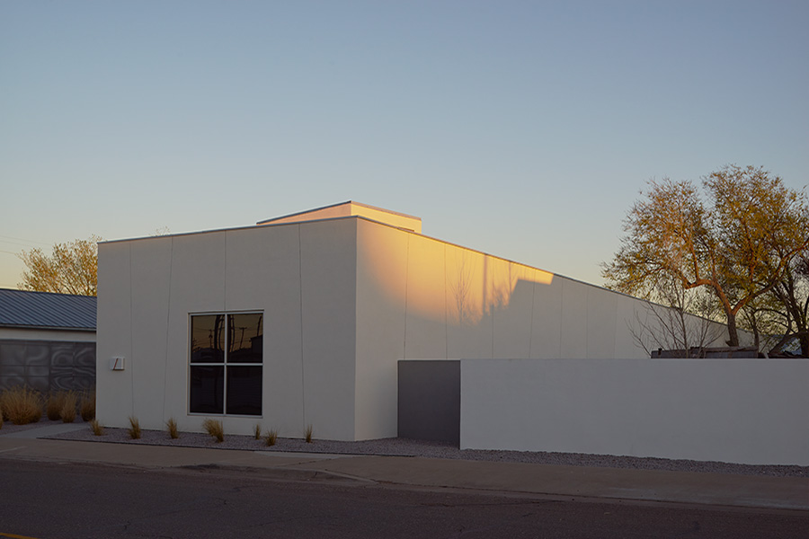Inde-Jacobs Gallery Building