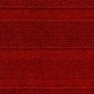 Textila platta Lateral 1845 Scarlet Runner.