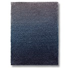 Handtuftad matta Astro Shade, färg Saphire.