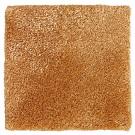 Handtuftad matta Astro, färg Caramel.