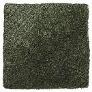 Handtuftad matta Astro, färg Clover.