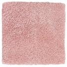 Handtuftad matta Astro, färg Crystal Pink.