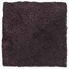Handtuftad matta Astro, färg Dark Aubergine.