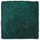 Handtuftad matta Astro, färg Evergreen.