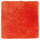 Handtuftad matta Astro, färg Flame.