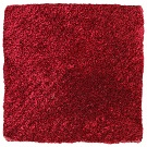 Handtuftad matta Astro, färg Ruby Wine.