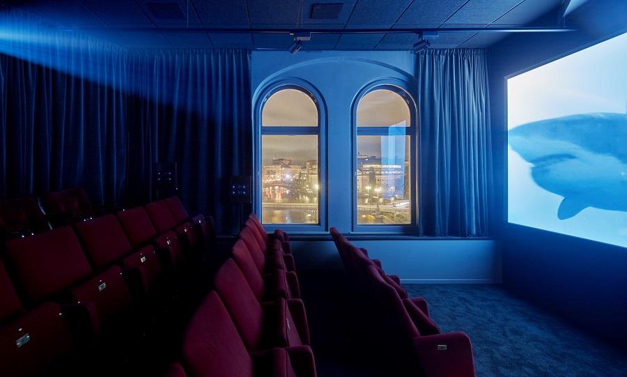 Matta Deluxe Vogue på Important Looking Pirates kontor, projekt av HOW Arkitekter.