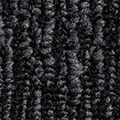 Textil platta Alaska, färg 22206 Anchor svart.