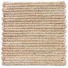 Handvävd matta Canvas, färg Feather beige.
