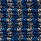 Matta Abetone Club 9286 blå.