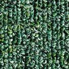 Textil platta Infinity färg 6446 green chrystal grön.