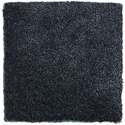 Handtuftad matta Vega Astro Mix Iron grå.