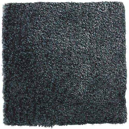 Handtuftad matta Vega Astro Mix Slate Grey grå.